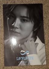 INFINITE SUNGJONG Official Photo Card 4th Mini New Challenge Photocard Sung Jong