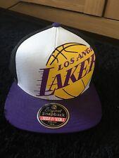 NBA Basket-ball LA Lakers Casquette Réglable par AMERICAN NEEDLE Hat