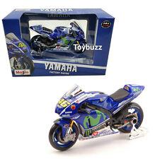 Maisto 1:18 MOTO GP 2015 Yamaha YZR M1 MOVISTAR Monster 46 Valentino Rossi 34589