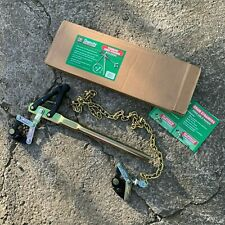 Strainrite Chain Wire Strainer With Spring - Zinc & Aluminium Fencing Wire