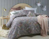 Jiggle & Giggle Kids Girls Woodlands Comforter| Coverlet Set