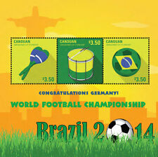 Canouan Grenadines of  St.Vincent -World cup Soccer-2014- -Germany Wins