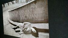 LANA DEL REY...An Inconvenient Woman  2015  Original Promo Poster Ad