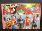 POPY Minifigure Superhero big fighter Package damaged stained Vintage From JAPAN