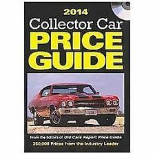 2014 Collector Car Price Guide Cd: By Editors of Old Cars Report Price Guide