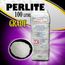 Top Quality 100L PERLITE COARSE-GRADE for hydroponics growing medium