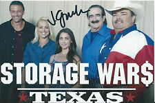Jenny Grumbles Signed 4X6 Photo Storage Wars Texas AETV Uptown Country