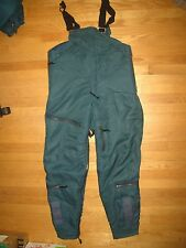 CANADIAN AIRFORCE WINTER BLUE FLIGHT TROUSERS SIZE 73/38 INVENTORY CODE Q28