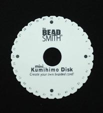 Scheibe zum flechten von Bänder und Draht  Kumihimo Brading Disc groß 1x