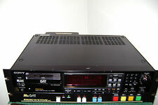 SONY  RS DAT  DTC -1000 DIGITAL AUDIO TAPE DECK
