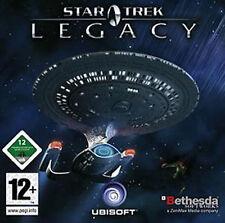 Star Trek Legacy PC successeur Tchékov Command 3