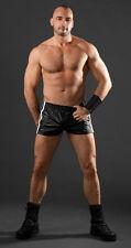 Calzoncillos de Cuero Natural Shorts Pantalones Cortos Bóxer
