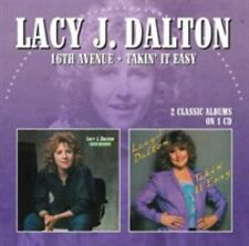 16th Avenue/Takin' it Easy * by Lacy J. Dalton (CD, Apr-2014, Morello Records)