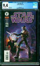 Star Wars 3 CGC 9.4 NM Ki-Adi-Mundi Ken Kelly cover Dark Horse