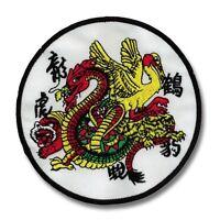 "Dragon Fire Martial Arts Patch 3/"" P1244"