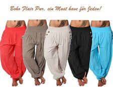 Pantalons sarouels taille L pour femme