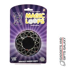 MAGIC LOOPS CREATE RANGE OF DIFFERENT SHAPES toy gift gadget childs adults kids