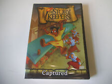 Story Keepers DVD Bible Storykeepers Captured Children Church History SEALED