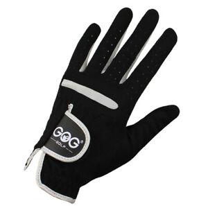 GOG Golf Gloves Soft Fabric Microfiber Breathab Sports Glove Left/ right Hand