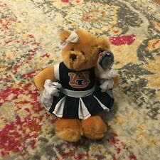 AU Auburn Tigers Auburn Cheerleader Bear