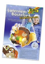 Bringmann folia 94111 Laternen-bastelset Einhorn