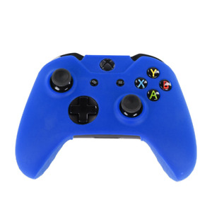 TNP Products TNP Xbox One Controller Case (Navy Blue) - Soft Silicone Gel Rubber