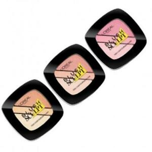 L'OREAL Blush Trio Contouring Blush - CHOOSE SHADE - NEW Sealed