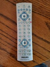 Philips Universal Learning Digital Remote Control 5-Device Silver