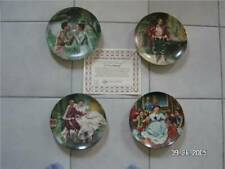 Knowles The King and I 4 Set Collectors Plates