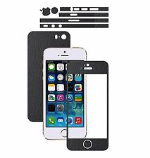 Apple Iphone SE - 16 Colors & Textures Carbon Skin,Full Body Decal Case Wrap