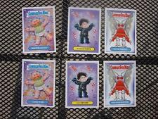 2014 GARBAGE PAIL KIDS SERIES 1 RARE 6 CARD BONUS SET B7 B8 B9 A/B 1ST GPK