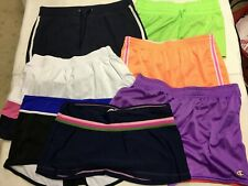 Assorted Woman Athletic (Lot of 7) Shorts Size Small  #WAP-93