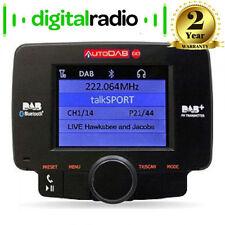 Autoradios et façades radio numérique pour véhicule Fiat