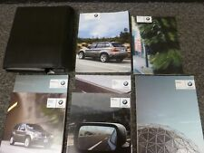 2008 BMW X5 Luxury SUV Owner Owner's Manual User Guide Book 3.0si 4.8i