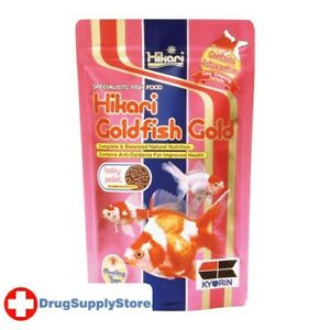 RA Goldfish Gold - Baby Pellets - 10.5 oz