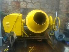 Liner Lister Full Bag Diesel Cement Mixer