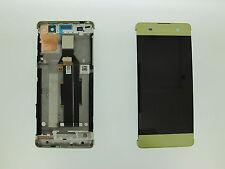 Sony xperia xa écran lcd numériseur tactile original genuine lime gold uk
