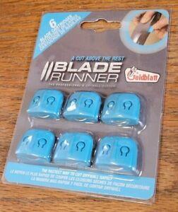 Goldblatt Blade Runner 6 Blade Cartridges