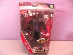 WWE Undertaker Elite Flashback Collection Action Figure 2016 Sealed Damaged Box