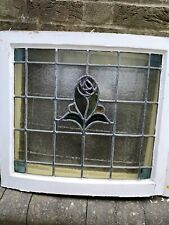More details for 10 stained glass windows - timber frames - 1930's