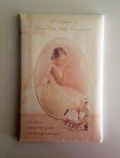 Communion Keepsake Book for Girls