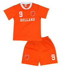 maillot football + short  HOLLANDE / PAYS BAS TAILLE 8 ANS