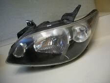 MAZDA MPV 04 05 06 HEADLIGHT BLACK BEZEL OEM  HALOGEN LH
