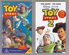 Toy Story 1 & 2 - VHS - Walt Disney