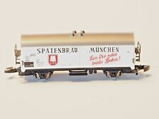 8602 Marklin Z-scale München Spatenbräu Beer reefer car, in box