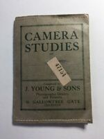 Vintage Real Photograph - #Q - 20 Pics In Leicester Studio Packet