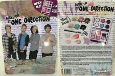 NEW One Direction 15 piece Limited Edition Make Up Set Collector Set