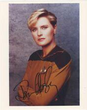 Denise Crosby - Star Trek TNG signed photo