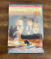 Legends of the Fall (DVD, 2000, Special Edition) BRAND NEW - FREE SHIPPING