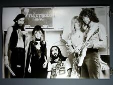 "Fleetwood Mac, Stevie Nicks, Buckingham Rumours Black & White 24x36"" new Poster"